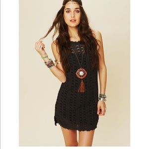 NWT Free People Thrifty Eyes Dress